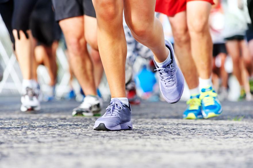 prepararse para una maratón