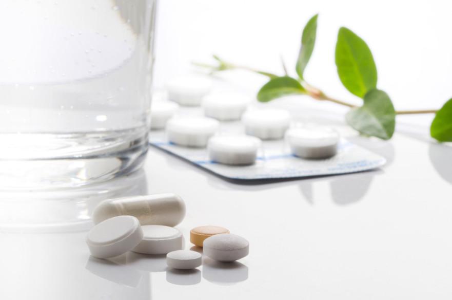Mezcla de Farmacos y Suplementos