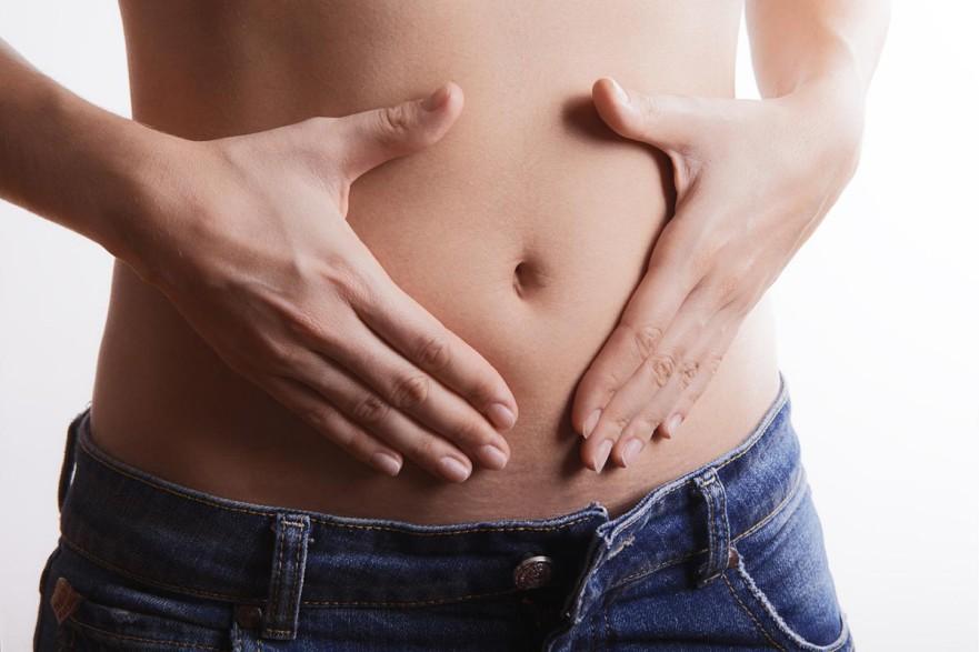 hinchazon abdominal