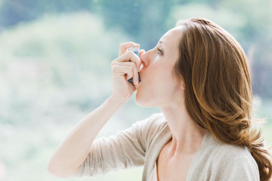 Efectos secundarios de corticoides inhalados