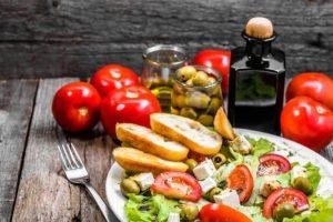 adelgazar con la dieta mediterranea